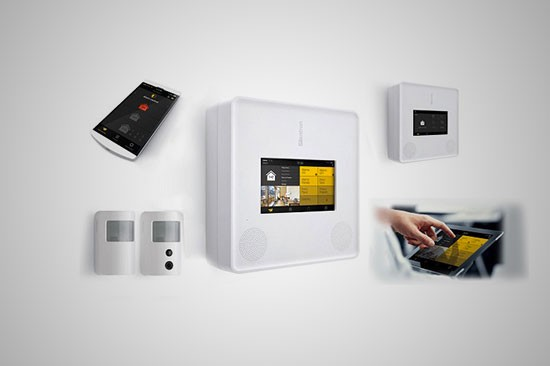 Artelettric shop sistemi di allarme per abitazioni impianti allarme abitazioni impianti - Miglior antifurto casa wireless ...